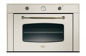 Hotpoint Ariston - Four Multifonction encastrable booster-stunt-nitro-f12-sr50 940.1 (OW)/A S Finition blanc Antique de 90 cm de la marque Hotpoint-Ariston image 0 produit