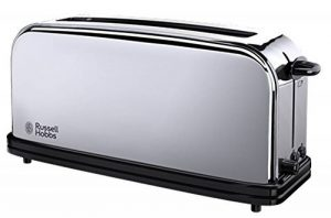 Russell Hobbs 23510-56 Grille pain Inox brillant 1000 W de la marque Russell Hobbs  image 0 produit