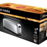 Russell Hobbs 23510-56 Grille pain Inox brillant 1000 W de la marque Russell Hobbs  image 1 produit